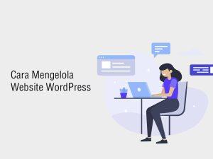 cara mengelola wordpress